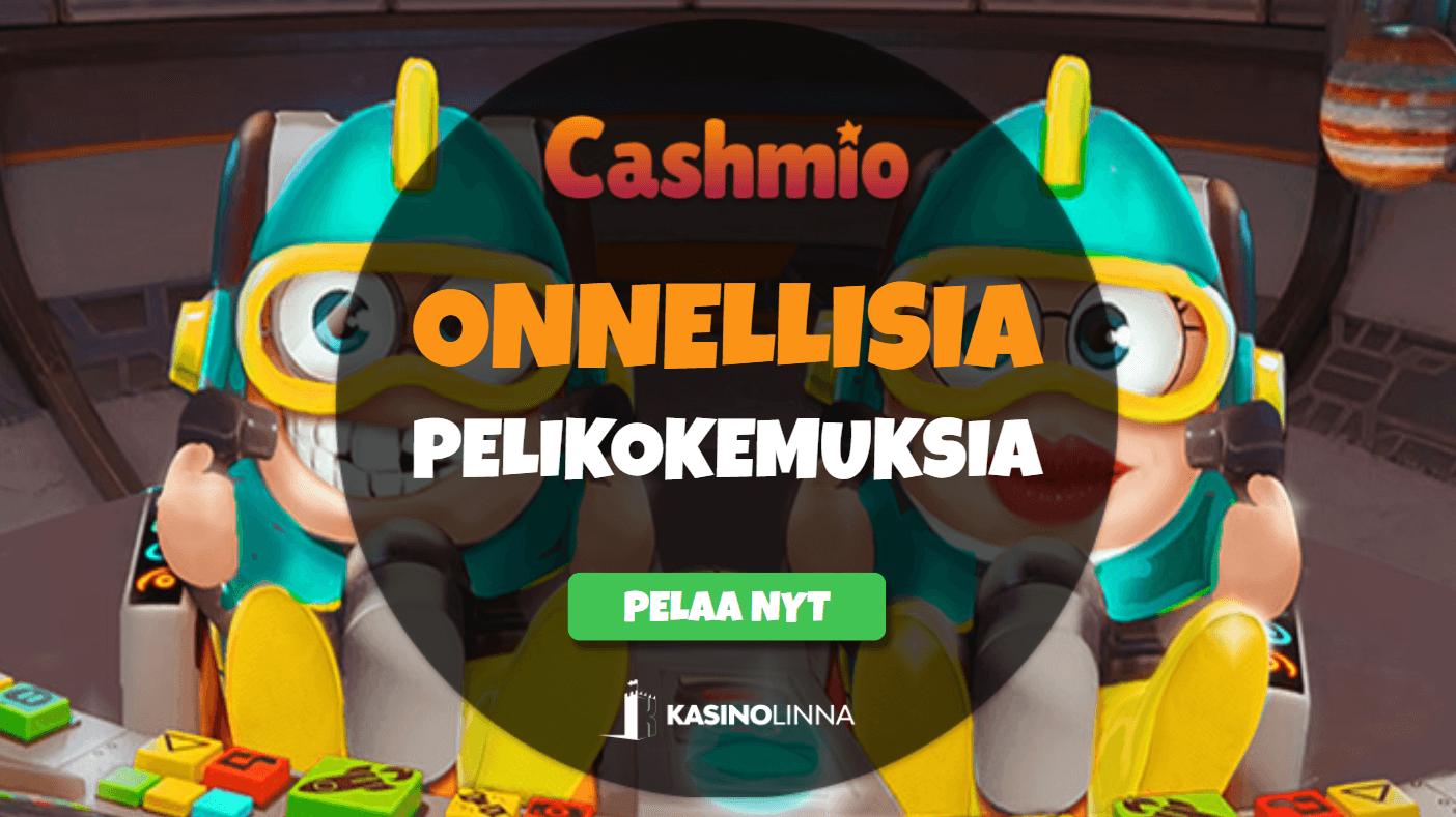 cashmio onnelinen kasino