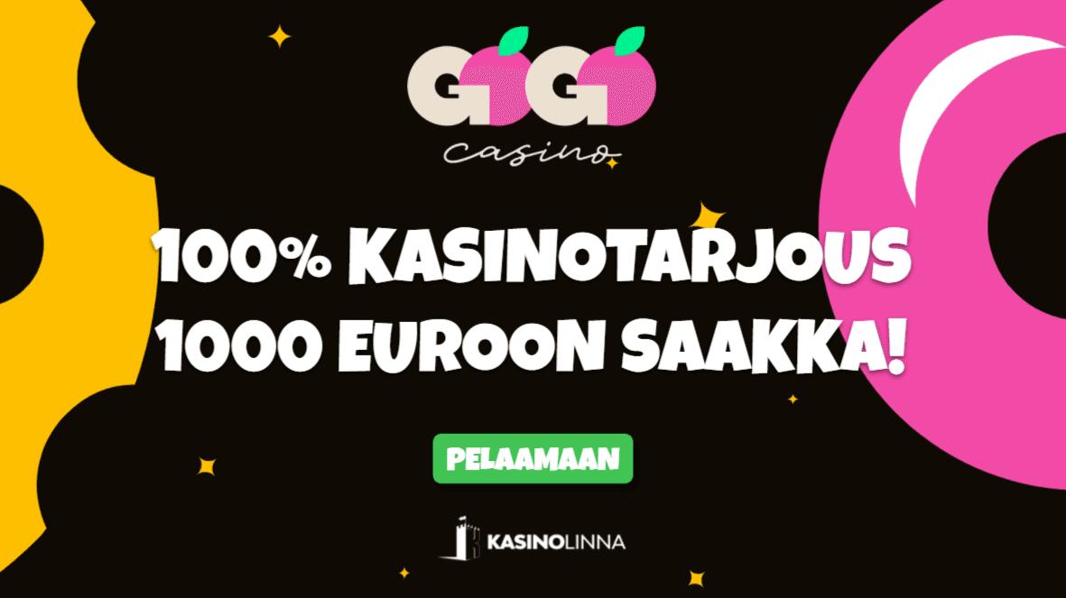 gogo casino uutinen