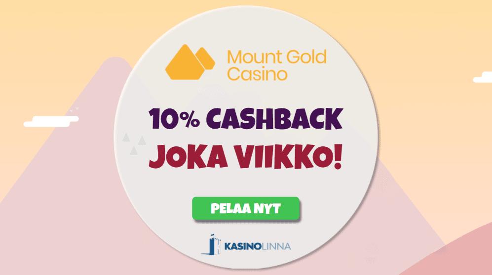 mount gold casino arvostelu