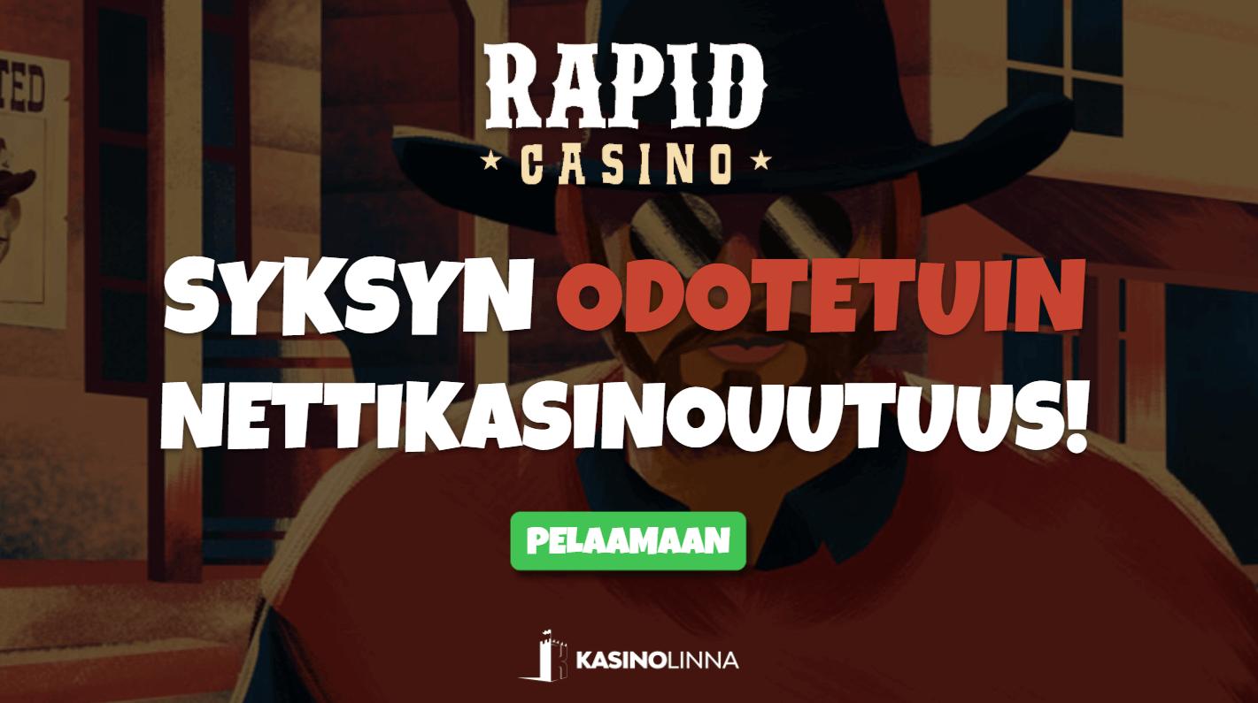 rapid casino ajankohtainen